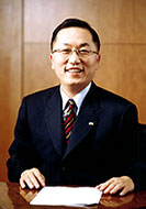 Hyeon-Joo Park, Chairman of Mirae Asset Financial Group